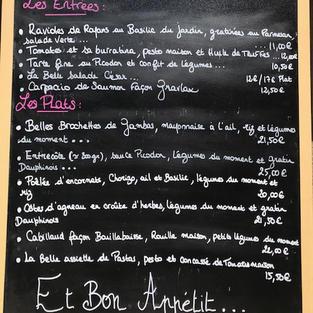 Restaurant Le Cafoutch