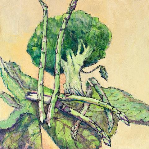 Broccoli & Asparagus