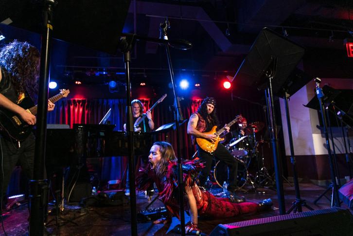 Sean Matthew Whiteford & Band  - The Green Room 42 - Photo Credit: Matt Yeager