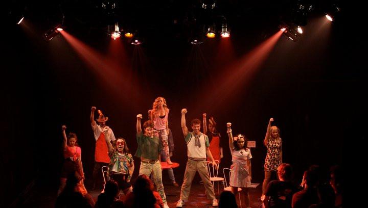 Original 2011 Workshop Cast - The Gene Frankel Theatre, NYC.