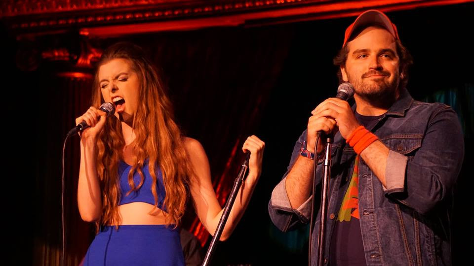 Charissa Hogeland & Justin Colombo - 54 Below, NYC.