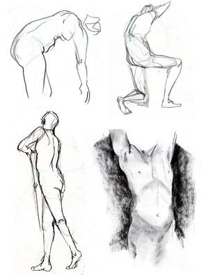 Figure Study 01