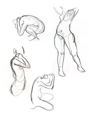 Female Figure Study 02