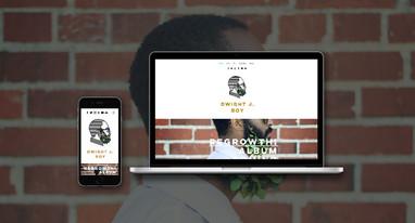 Website - Dwight J. Roy