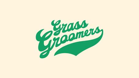 Logo - Grass Groomers