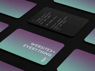 Business Cards - Wapp