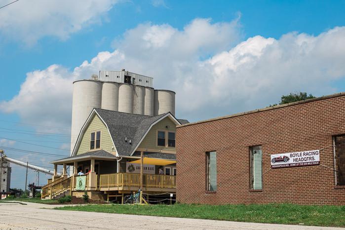 Guggman Haus Boyle Racing Headquarters