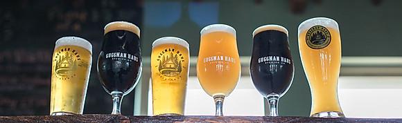 Guggman Haus Beers