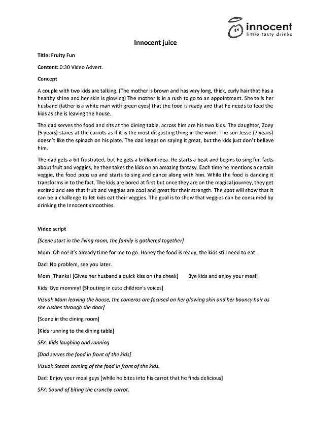 Innocent juice Script.BrittneyPoels_Page
