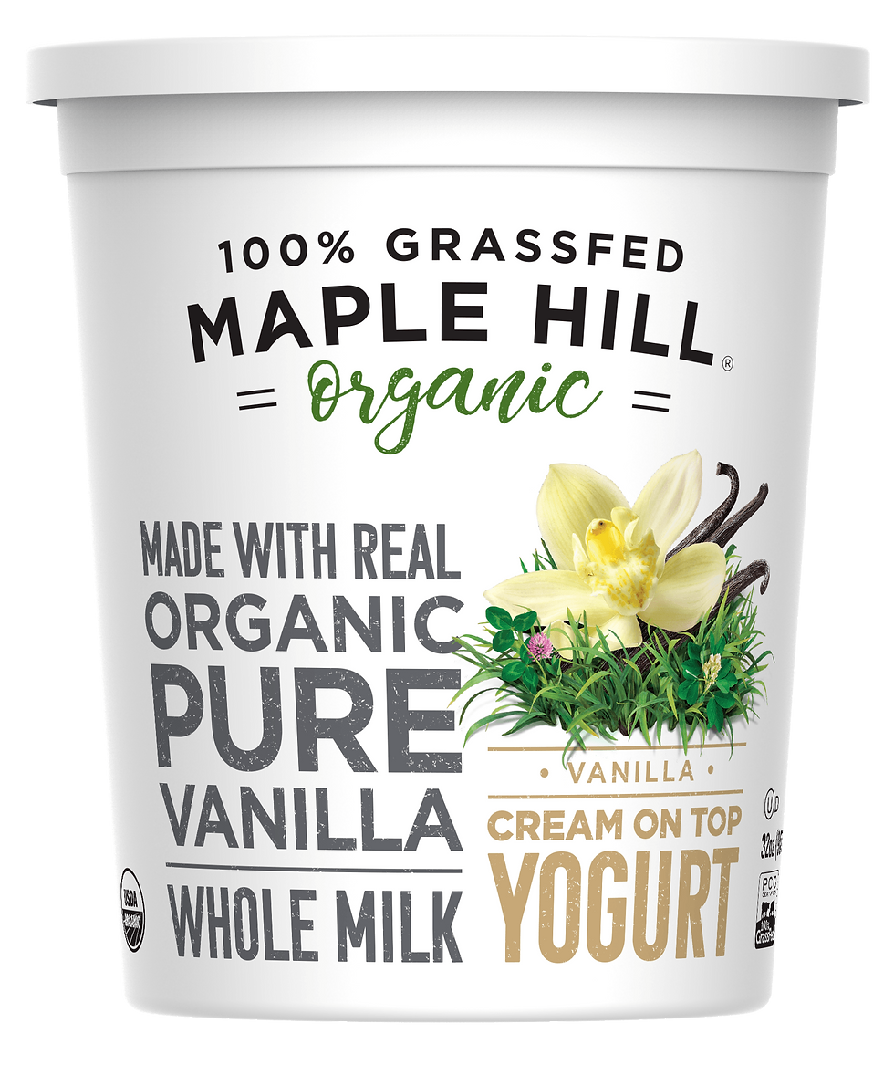 Maple Hill Creamery Takes in Moo-lah & Works to Define Grass-Fed
