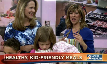 Healthy, Kid Friendly Meals