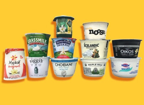 We Tested 12 Yogurts, And This Is The Best!