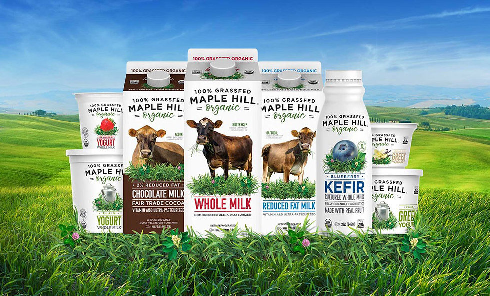 This Grass-Fed Dairy Cooperative Is Rewarding Farmers for Better Practices