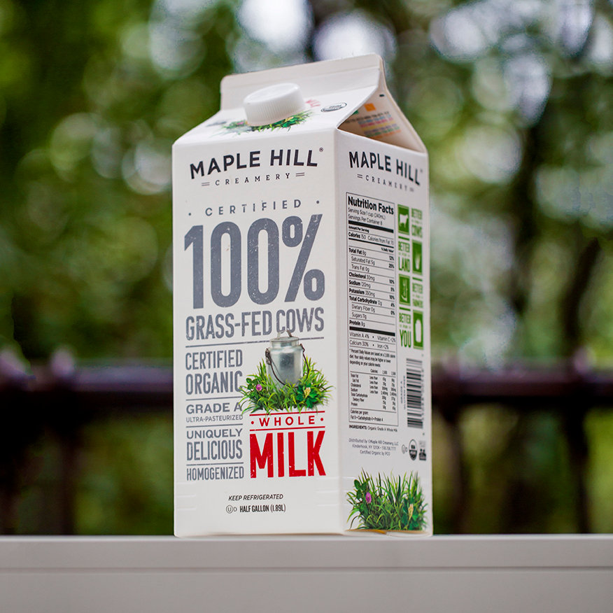 Contest: Spot the Milk and Win Free Grass-Fed Goodness