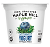 Maple Hill, America's Original 100% Grass-Fed Organic Dairy Launches New Blended Yogurt