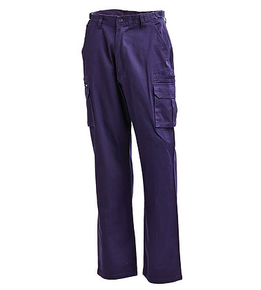 Cotton Drill Multi Pocket Cargo Pants Product1003n