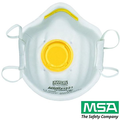 Disposable Respirators   MSA AFFINITY 1221 Disposable Respirator Mask