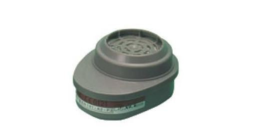 MSA Filter Pair To Be Used With Any ADVANTAGE Twin Respirators Suitable A2 Gas
