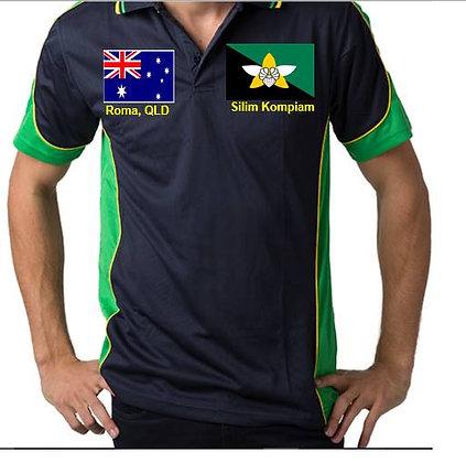 EngaOzi- Silim polo shirt