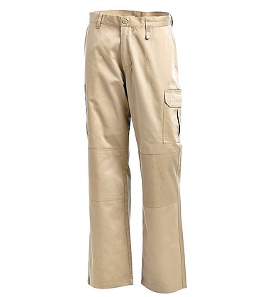 Lightweight Cotton Drill Multi Pocket Cargo pants