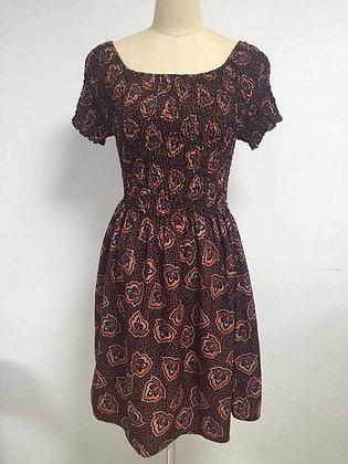 Shirred top - Meri Blouse / Dress