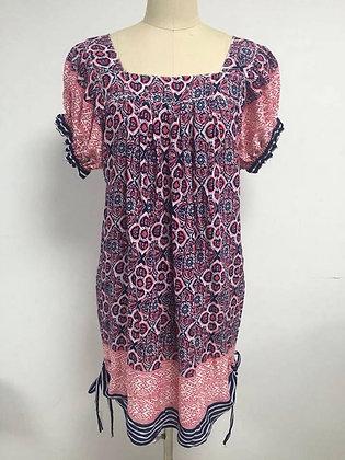 Square neck blouse / dress