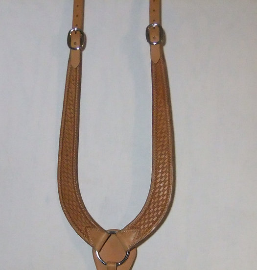 Pulling Collar with Basketweave tooling