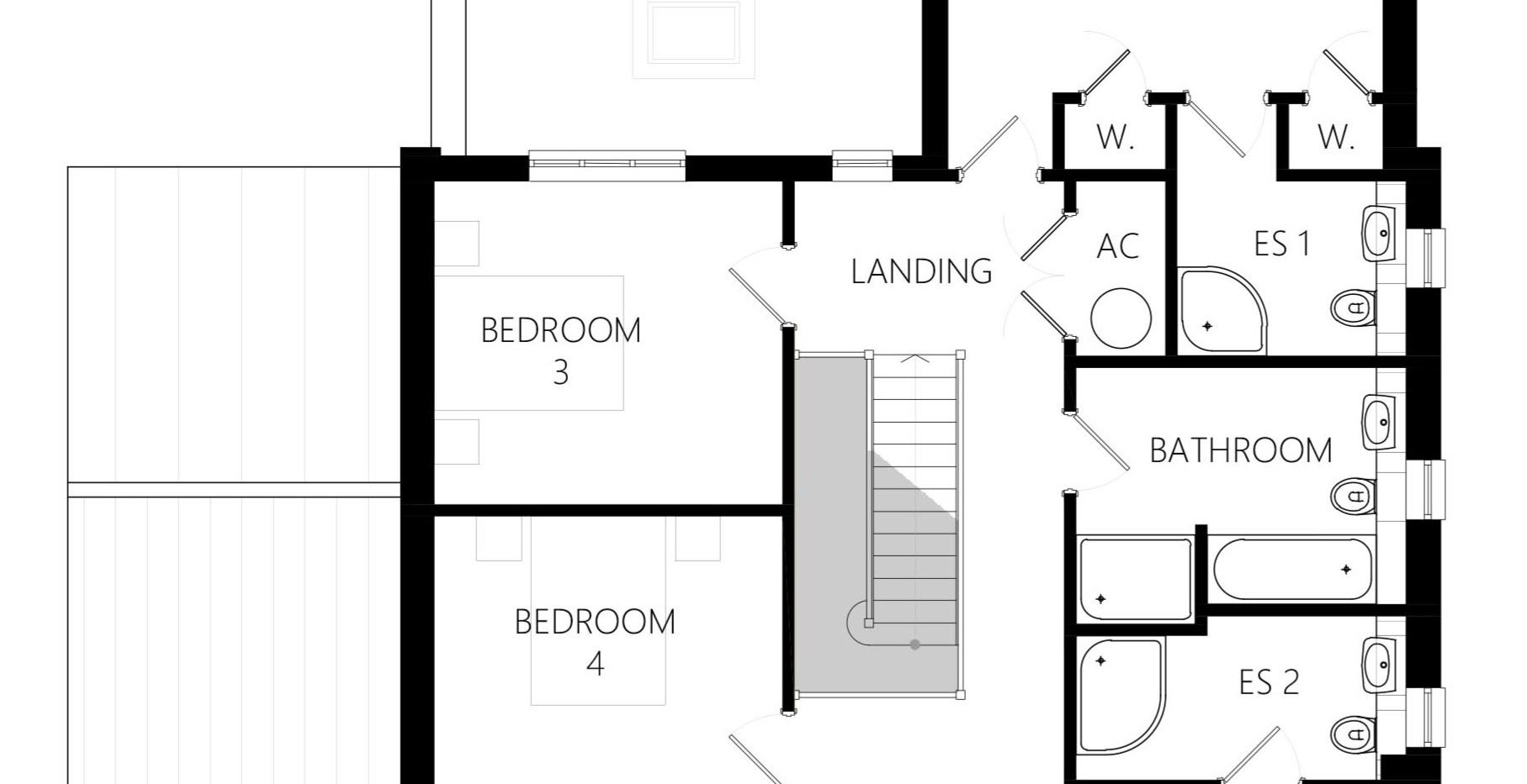 First Floor - Plot 2, Martock Lane, Ash
