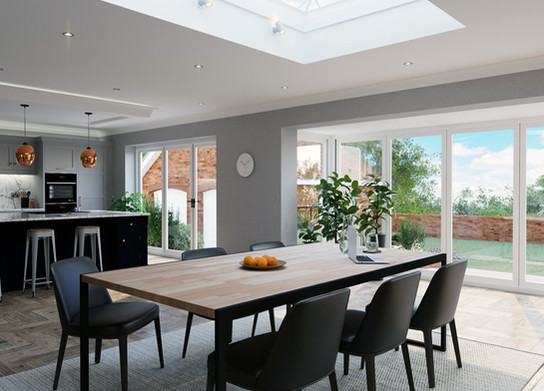 Dining day space