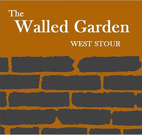 02-The Walled-garden SITE LOGO with bord