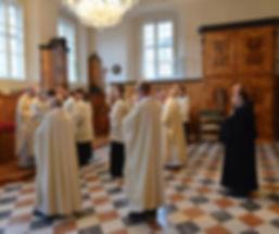 Wie leben die Benediktiner?