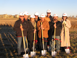 McCauley breaks ground on Town of Timnath's first Community Park