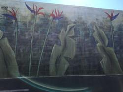 Back Wall Mural
