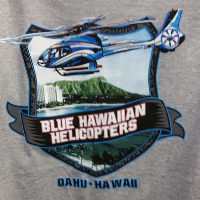 Blue Hawaiian Helicopters - Oahu