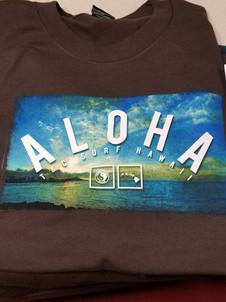 T&C - Aloha Arched