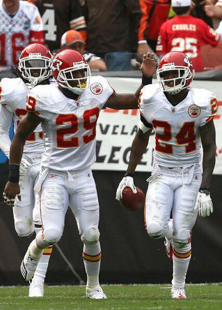 Brandon Flowers and Eric Berry Are Taking Financial Ownership