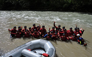 Rafting Outdoor Adventure in St. Johann im Pongau, Salzburg