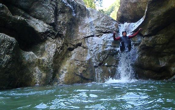 Canyoning Outdoor Adventure in St. Johann im Pongau, Salzburg