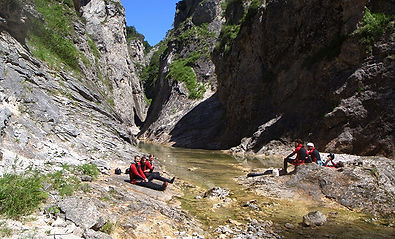 Canyoning Outdoor Adventure in St. Johann im Pongau, Salzburg