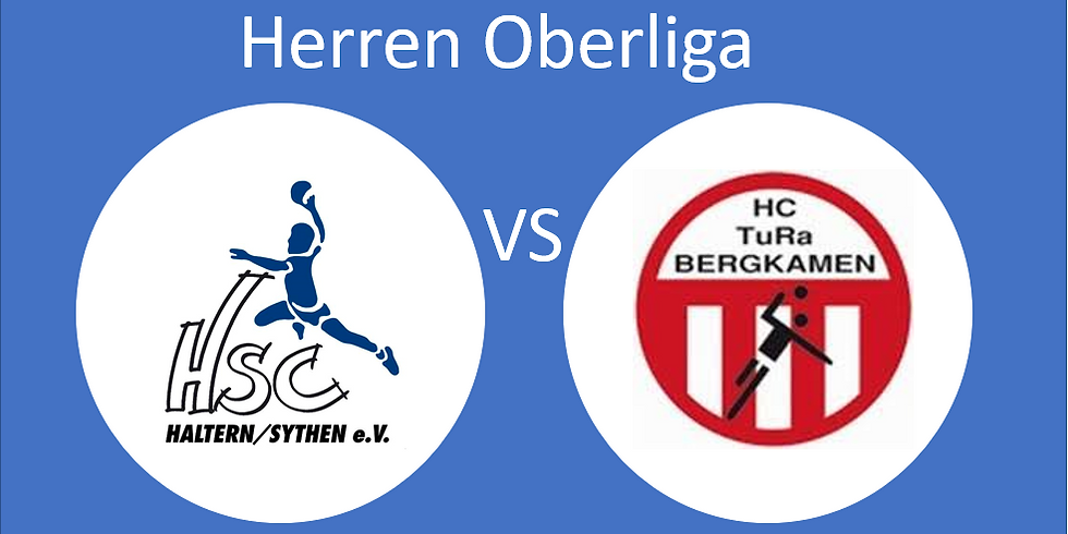 HSC Herren 1 gegen HC TuRa Bergkamen