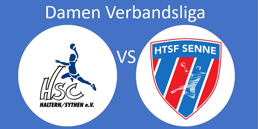 HSC Damen 1 gegen HT Sportfreunde Senne