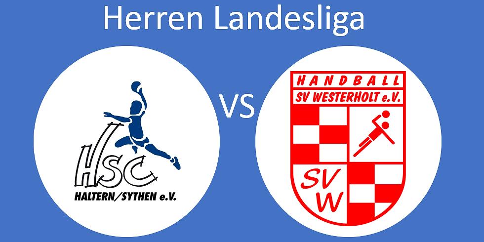 HSC Herren 2 gegen Handball SV Westerholt
