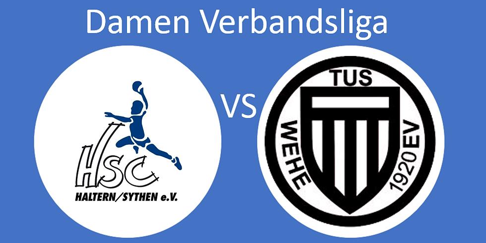 HSC Damen 1 gegen TuS SW Wehe