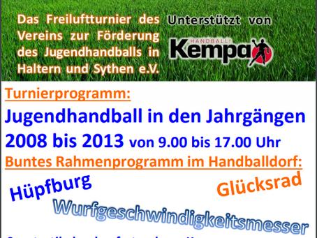 HSC Jugendturinier am 06.06.2020