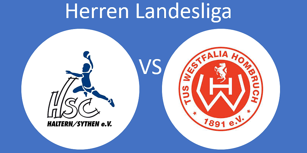HSC Herren 2 gegen TuS Westfalia Hombruch 2