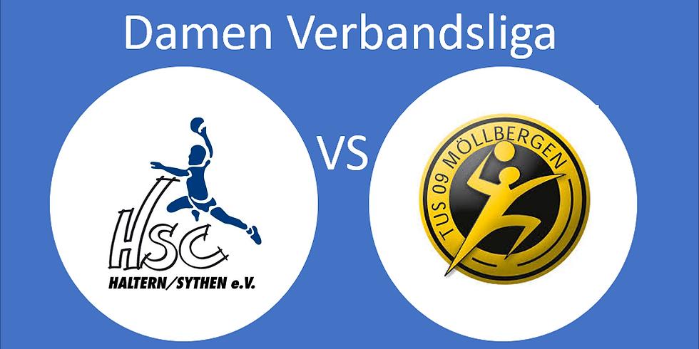HSC Damen 1 gegen TuS 09 Möllbergen