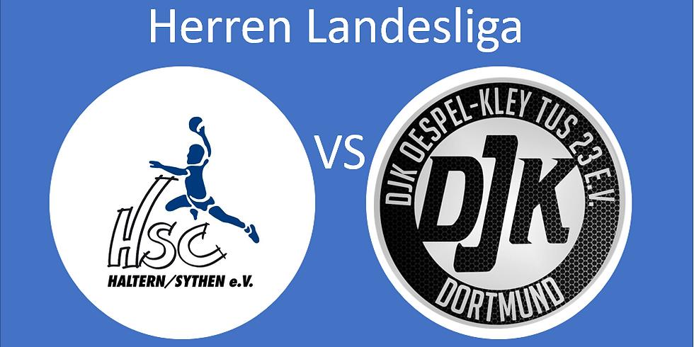 HSC Herren 2 gegen DJK TuS Oespel-Kley