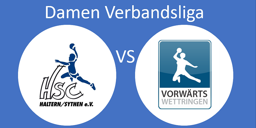 HSC Damen 1 gegen FC Vorwärts Wettringen