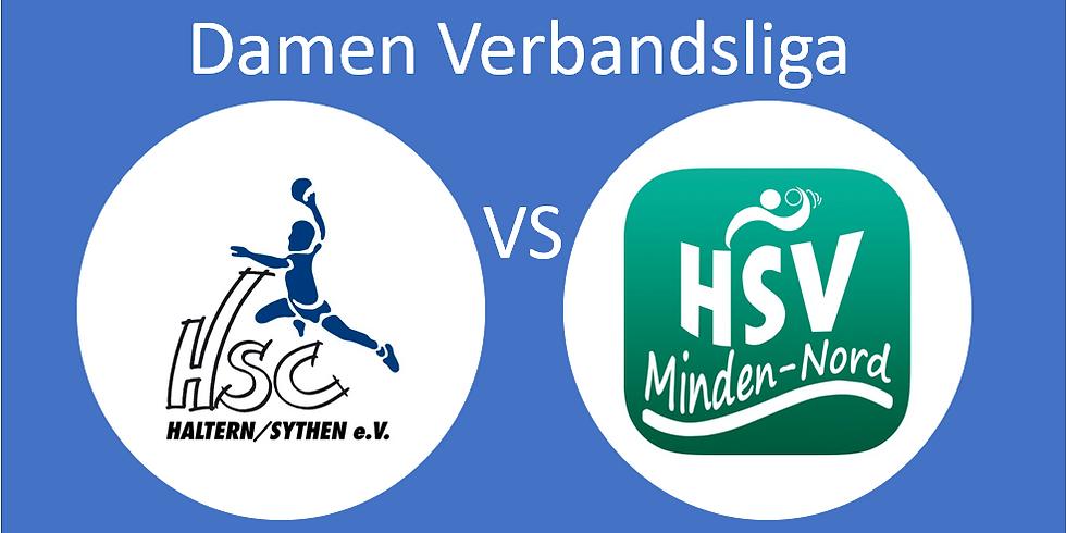 HSC Damen 1 gegen HSV Minden-Nord 2