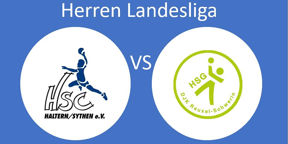 HSC Herren 2 gegen HSG Rauxel-Schwerin
